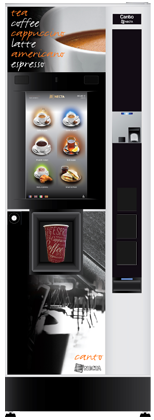 Canto Touch North West Vending Ltd