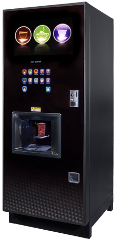 Coffetek Neo Floor standing hot beverage vending machine
