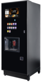 Coffetek STEP Floor standing hot beverage vending machine
