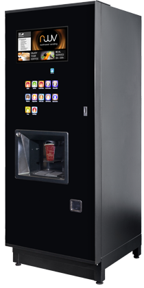 Coffetek STEP Floor standing hot beverage vending machine