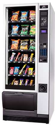 Jazz snacks and cold drinks machine