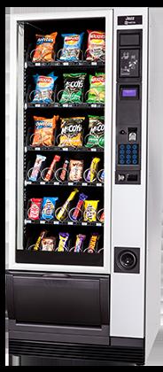 Jazz snacks and cold drinks machine